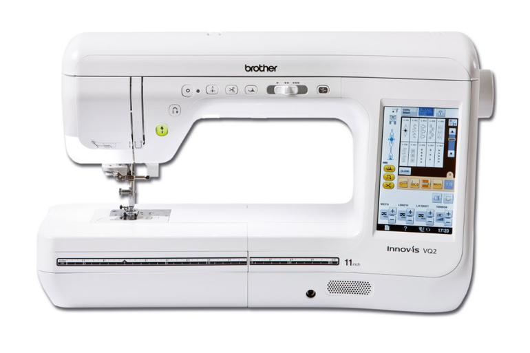 Macchina cucito per quilting e patchwork Brother Innov-is VQ2