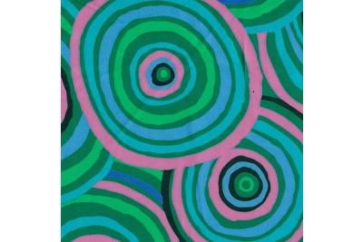 Backing Fabrics QBGP002 GREEN - H. 2,80