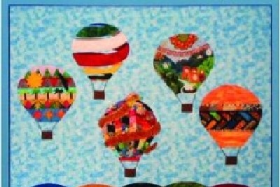 Trip Around the World - A country quilt block travelogue