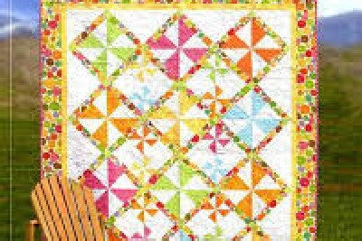 Fast & Fun First Quilts