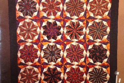 Learn to Be a WACKY-STAR Quilting Wizard
