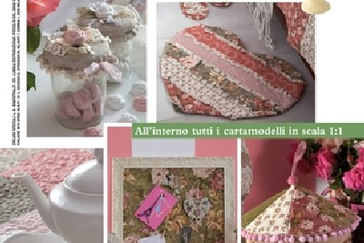 Creare Speciali n°8 - Sweet Dream in Country Chic