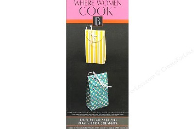 Bag With Flap - Where Women Cook