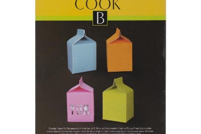 Box, Milk Carton - Where Women Cook