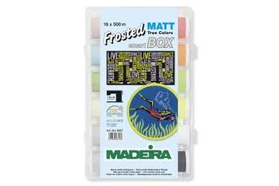 Smartbox Frosted Matt n. 40-500m-18 colori